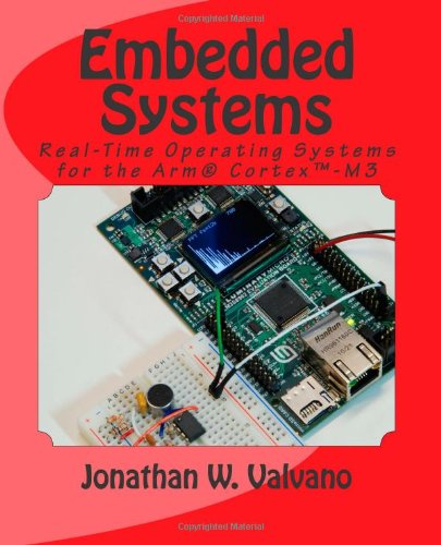 Embedded Systems Real-Time Operating Systems for Arm� Cortex-M Microcontrollers  2012 edition cover