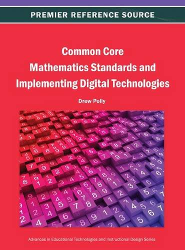 Common Core Mathematics Standards and Implementing Digital Technologies:   2013 edition cover