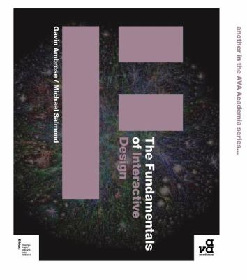 Fundamentals of Interactive Design   2013 9782940411863 Front Cover