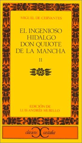 Don Quijote de la Mancha II  N/A edition cover