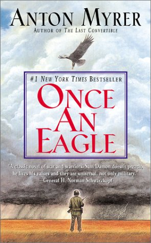 Once an Eagle Mm  N/A edition cover
