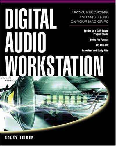 Digital Audio Workstation   2004 9780071422864 Front Cover