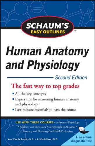Human Anatomy and Physiology  2nd 2011 edition cover