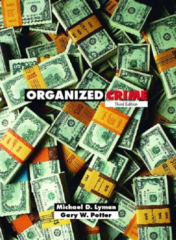 Organized Crime  3rd 2004 (Revised) edition cover