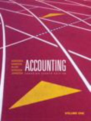 Accounting, Chapters 1-23  8th 2011 9780132138864 Front Cover