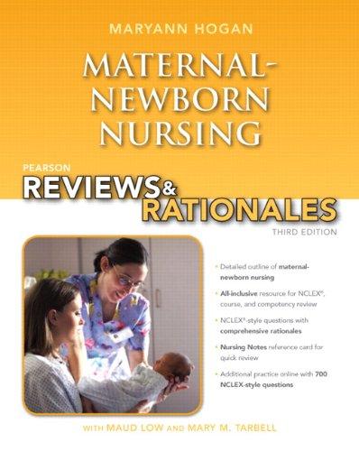 Maternal-Newborn Nursing  3rd 2013 (Revised) edition cover