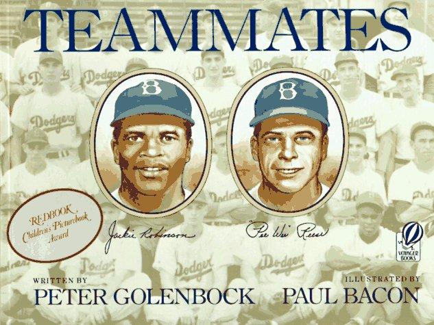 Teammates   1992 (Abridged) edition cover