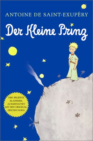 Petit Prince   2001 edition cover