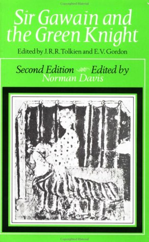 Sir Gawain and the Green Knight  2nd 1967 (Revised) edition cover