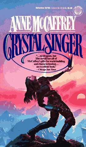 Crystal Singer  N/A edition cover