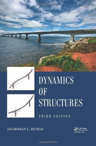 Dynamics of Structures  3rd 2012 (Revised) edition cover