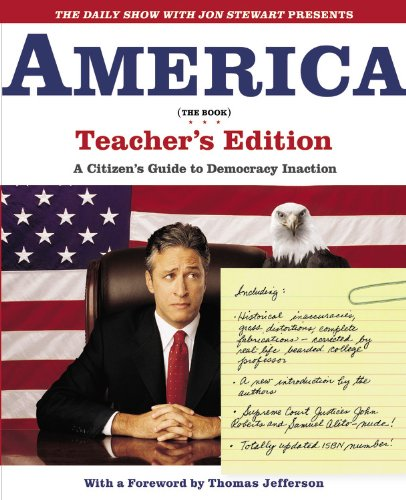 America A Citizen's Guide to Democracy Inaction  2006 (Teachers Edition, Instructors Manual, etc.) edition cover