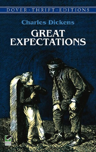 Great Expectations   2001 (Unabridged) 9780486415864 Front Cover
