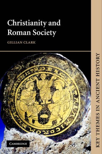 Christianity and Roman Society   2004 edition cover