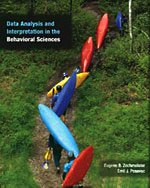 Data Analysis and Interpretation in the Behavioral Sciences   2003 9780534529864 Front Cover