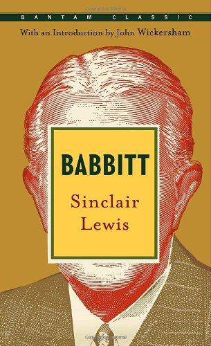 Babbitt  N/A edition cover
