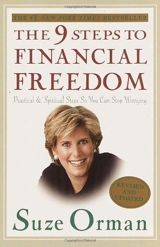 9 Steps to Financial Freedom Practical and Spiritual Steps So You Can Stop Worrying  2000 (Revised) edition cover