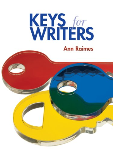 Keys for Writers  5th 2008 edition cover