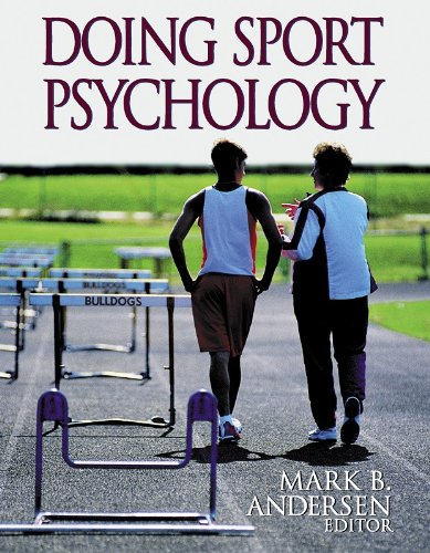 Doing Sport Psychology   2000 edition cover