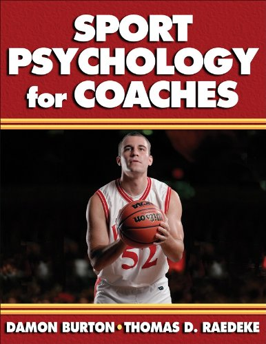 Sport Psychology for Coaches   2008 edition cover