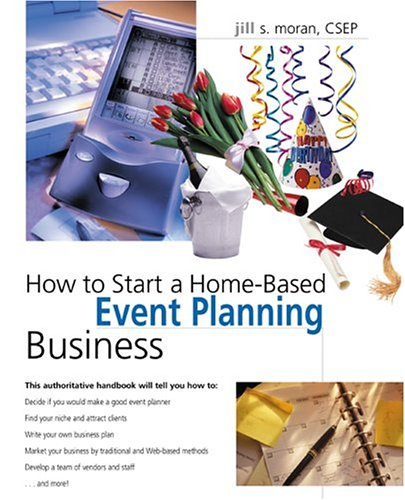 Event Planning Business   2004 edition cover
