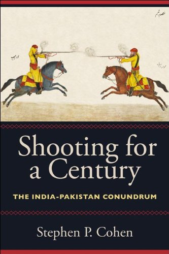 Shooting for a Century The India-Pakistan Conundrum  2013 edition cover