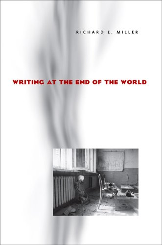 Writing at the End of the World   2005 edition cover