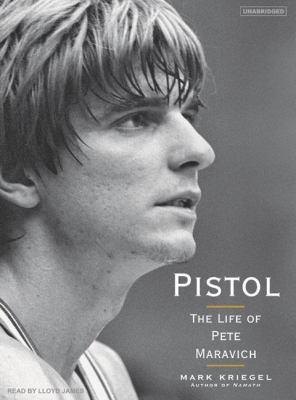 Pistol: The Life of Pete Maravich  2007 edition cover