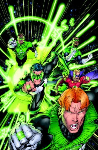 Green Lantern - In Brightest Day   2008 9781401219864 Front Cover