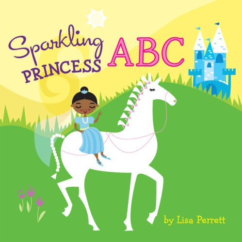 Sparkling Princess ABC   2004 9781402788864 Front Cover
