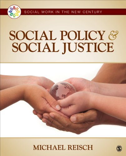 Social Policy and Social Justice   2014 edition cover