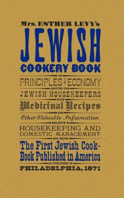 Jewish Cookery Book  N/A 9781557091864 Front Cover