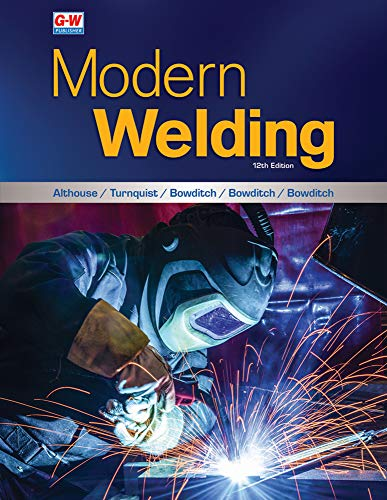 Modern Welding:   2018 9781635636864 Front Cover