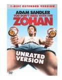 You Don't Mess With the Zohan (Unrated Extended Single-Disc Edition) System.Collections.Generic.List`1[System.String] artwork