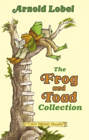 Frog and Toad Collection  N/A 9780060580865 Front Cover