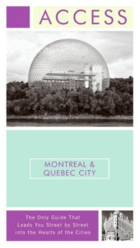 Access Montreal and Quebec City  5th 9780061145865 Front Cover