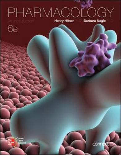 Pharmacology An Introduction 6th 2012 edition cover