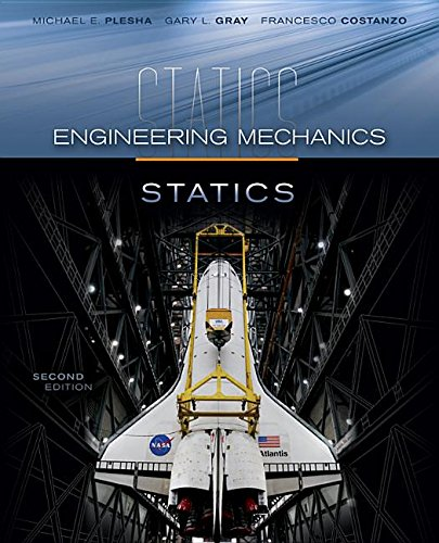ENGINEERING MECHANICS:STATICS-ACCESS    N/A 9780077580865 Front Cover