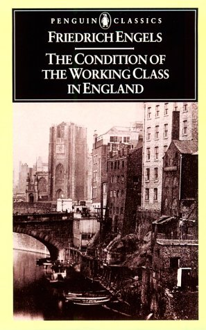 Conditions of the Working Class in England   1987 (Revised) edition cover