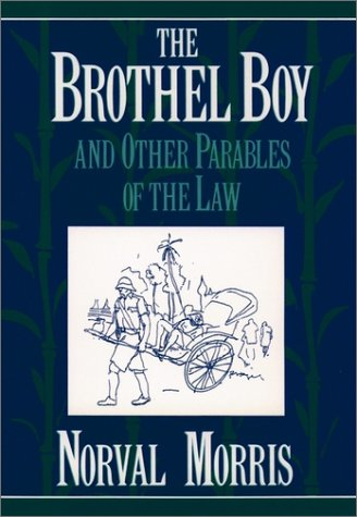 Brothel Boy and Other Parables of the Law  Reprint edition cover