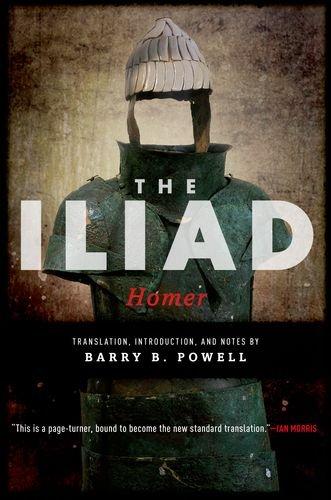 Iliad   2013 edition cover