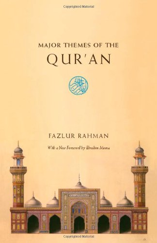 Major Themes of the Qur'an  2nd 2009 edition cover