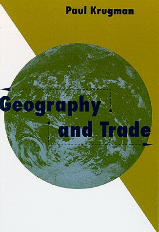 Geography and Trade   1993 edition cover