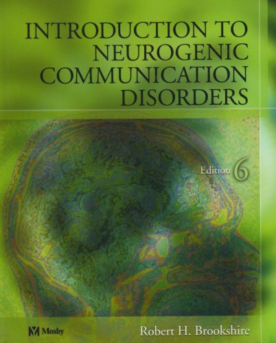 Introduction to Neurogenic Communication Disorders  6th 2002 (Revised) edition cover
