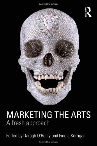 Marketing the Arts A Fresh Approach  2010 edition cover