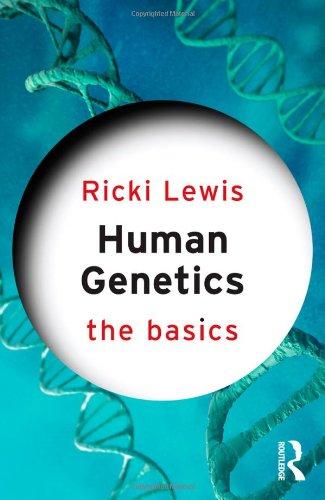 Human Genetics   2010 edition cover