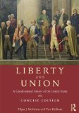 Liberty and Union A Constitutional History of the United States  2012 edition cover