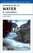 Introduction to Water in California   2004 edition cover
