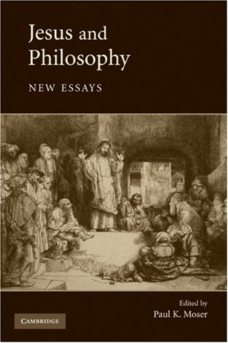 Jesus and Philosophy New Essays  2008 edition cover