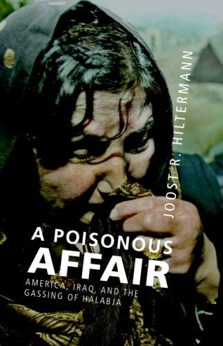 Poisonous Affair America, Iraq, and the Gassing of Halabja  2007 9780521876865 Front Cover